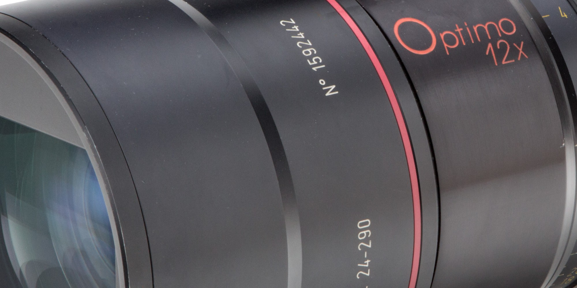 Zoom - Angenieux Optimo 24-290mm