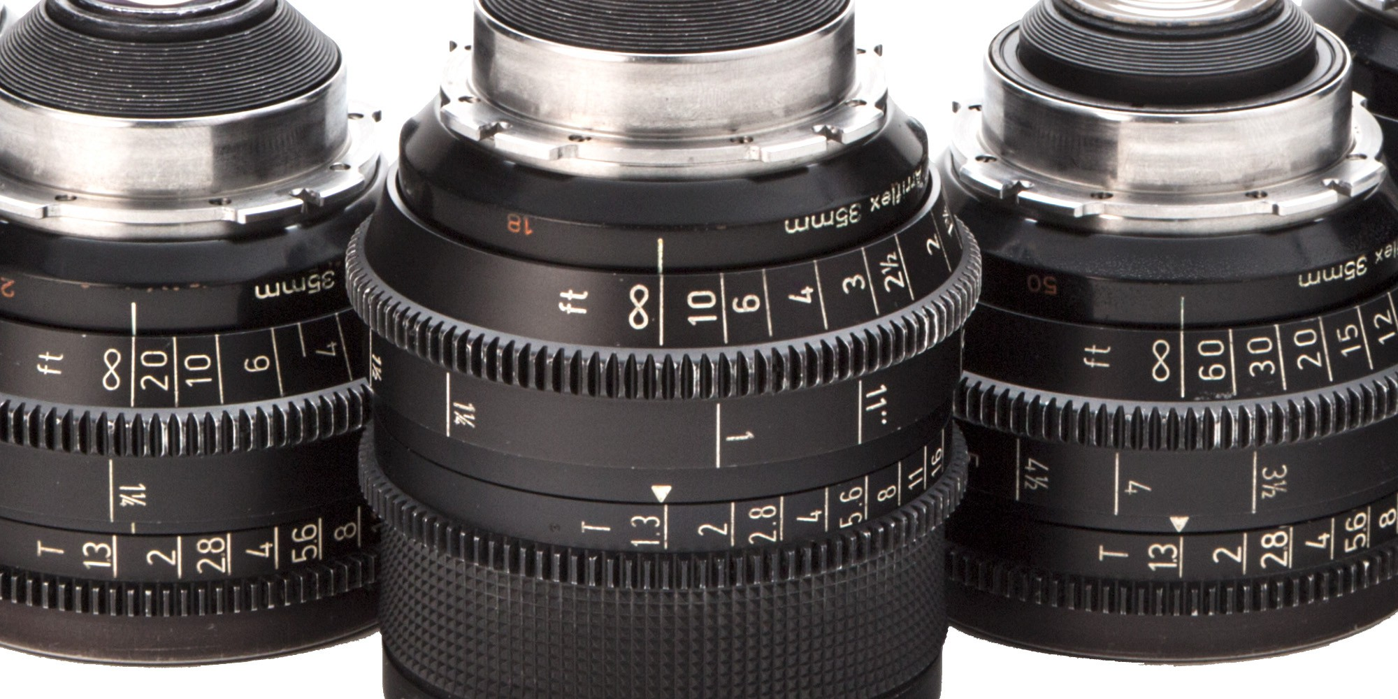 Primes - Zeiss High Speed Lens Set