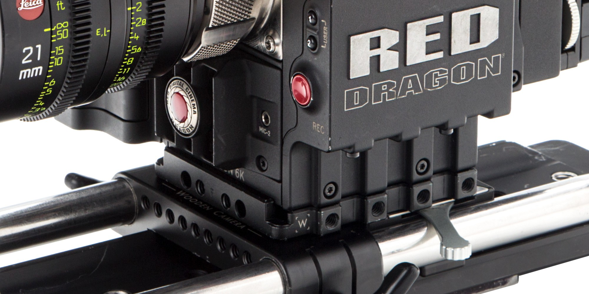 Camera - Red Epic - Dragon 6K