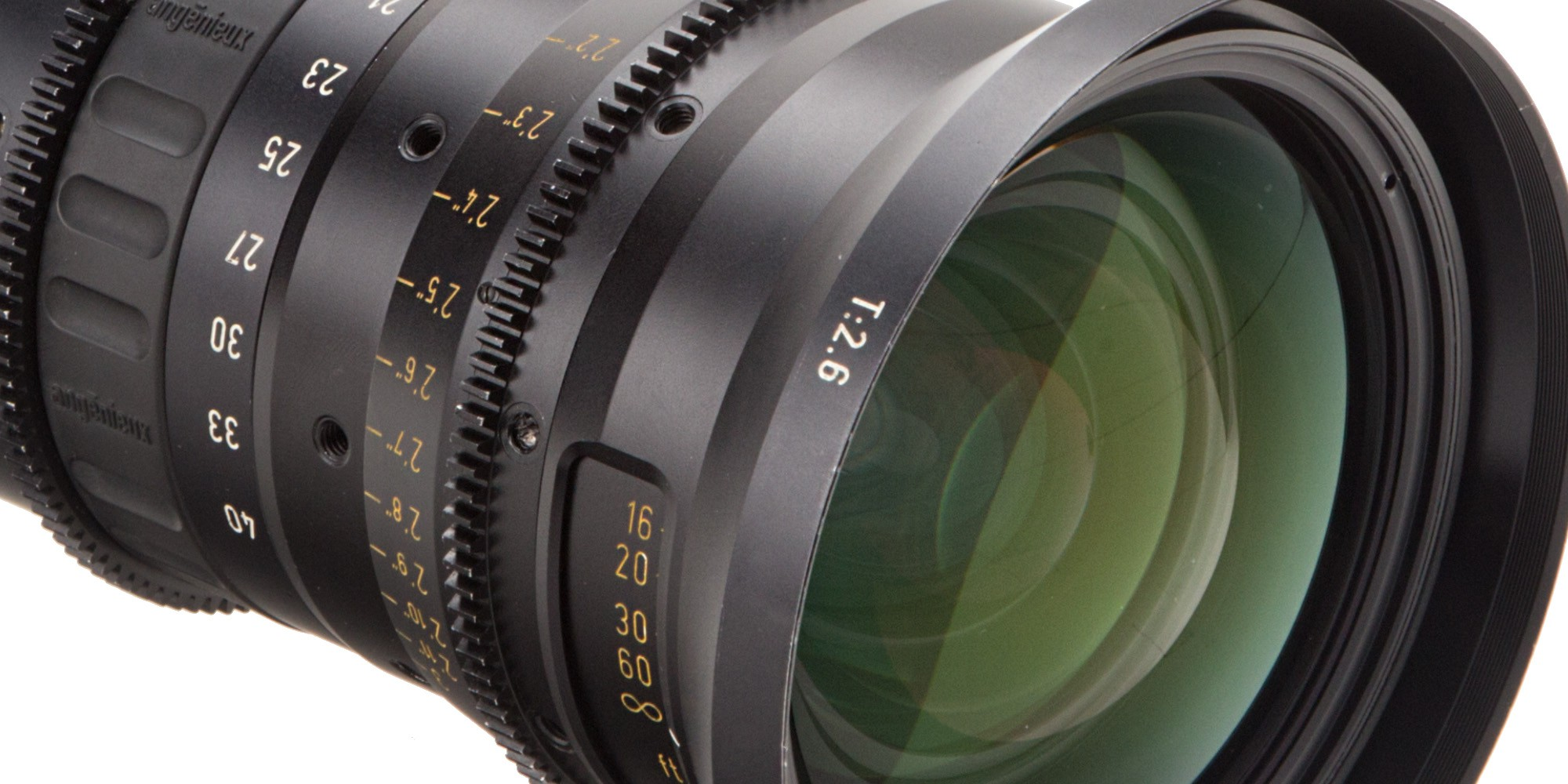 Zoom - Angenieux Optimo 15-40mm