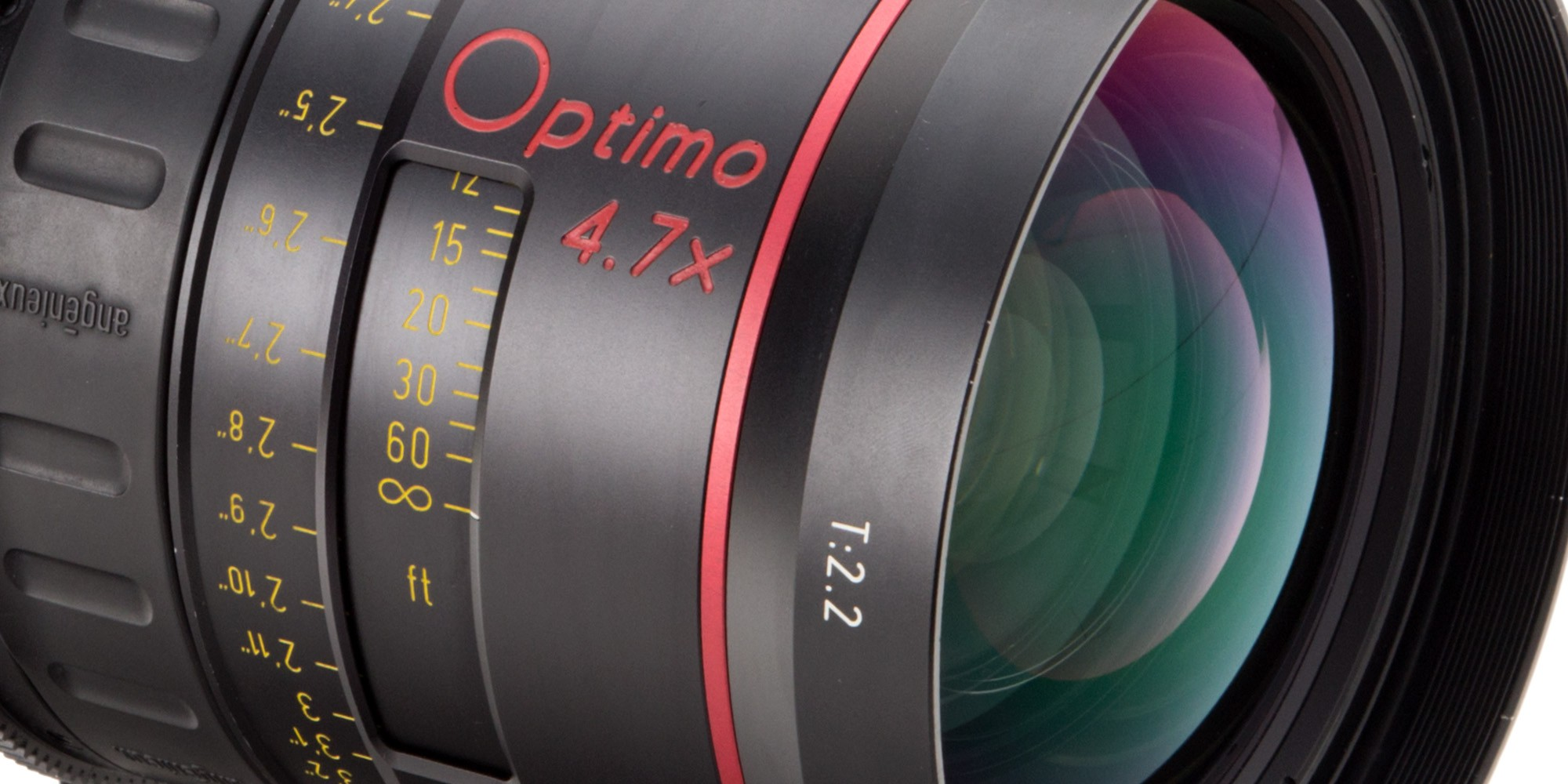 Zoom - Angenieux Optimo 17-80mm